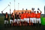 Shang Hai Tang Polo Team in Mongolia